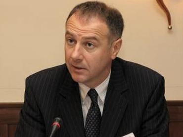 Serbia's ambassador to NATO, Branislav Milinkovic (Photo from www.index.hr)