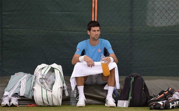 Is this year's Wimbledon loser, Novak Djokovic, a Dangerous Serbian nationalist?