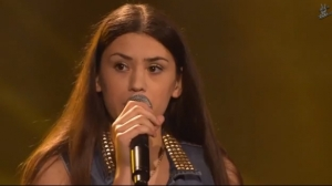 "Gentian Merturi, Albanians in ""The Voice of Germany"""