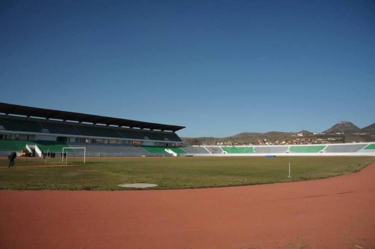 Adem Jashari Stadium, Mitrovica
