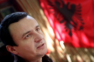 Interview given by the leader of Self Determination Movement, Albin Kurti