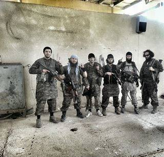 Albanian jihadists fighting in Syria