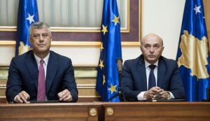 KOSOVO-POLITICS-GOVERNMENT